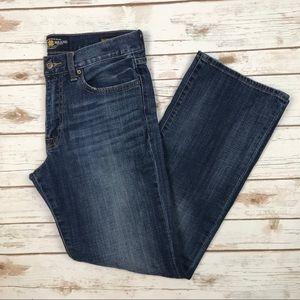 Lucky Brand 361 Vintage Straight Jeans 32x32 U0683